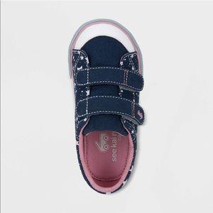 See Kai Run Shoes - NWT! See Kai Run Morgan Navy Canvas Sneakers